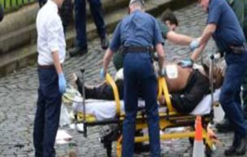 Four dead and over 40 injured in London attack