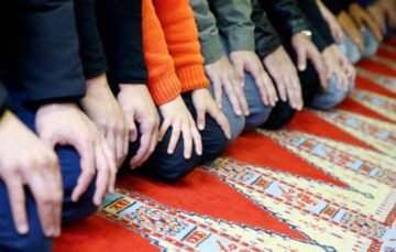 Muslim pupils banned from using prayer mats and 'provocative' praying