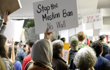 Washington State moves to block Trump's new 'Muslim ban'