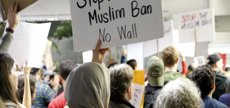 Washington State moves to block Trump's new 'Muslim ban'