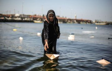 UN Commission Approves Draft Resolution on Palestinian Women