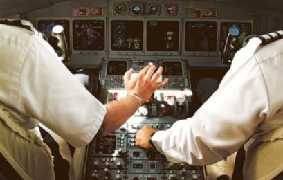 Pilot dies after medical episode on flight