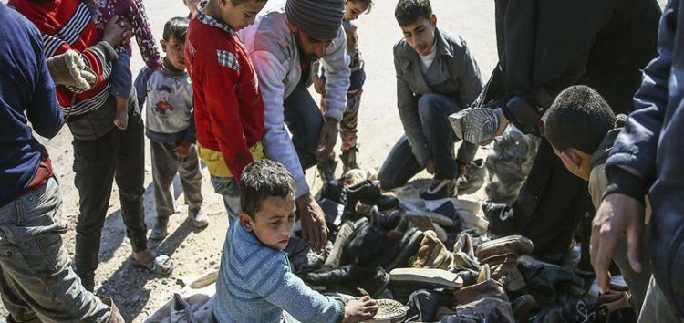 UN: 5m Syrian refugees in surrounding states