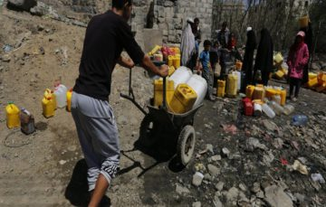 Yemen and Somalia: Just 'months away' from famine
