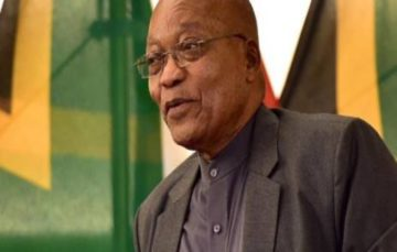 President Jacob Zuma's overnight cabinet reshuffle plunges SA into chaos