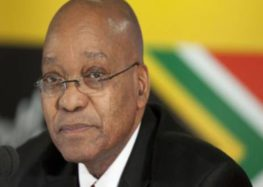 Zuma: We Can't Allow Racists to Take Our Country Backwards