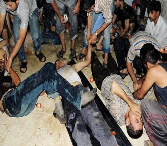 US: No doubt Syria used chemical weapons