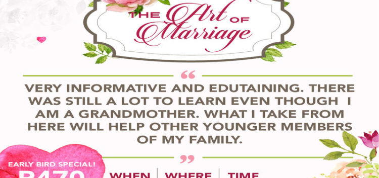 Cii Radio and Libasut Taqwa Presents The Art of Marriage – A unique production