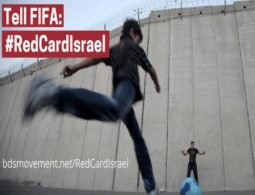 More than 100 sports Organisations urge FIFA to expel Israeli settlement-based clubs
