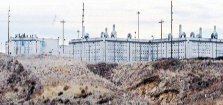 Muslim inmates file suit over 'gassing' at Sterling prison