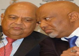EXCLUSIVE: 'Friends' of Guptas compiled Gordhan 'intelligence document'