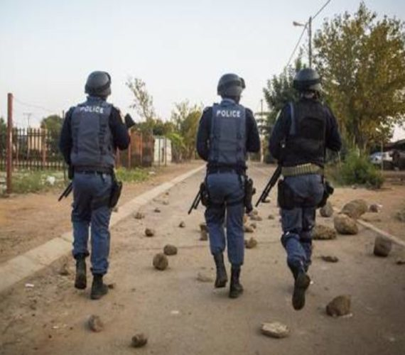 2 People arrested following chaos in Coligny