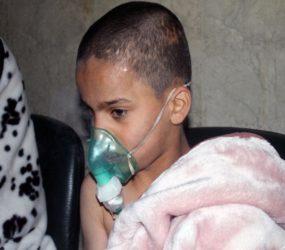 Erdogan: Recordings of Syrian regime planes using chemical weapons