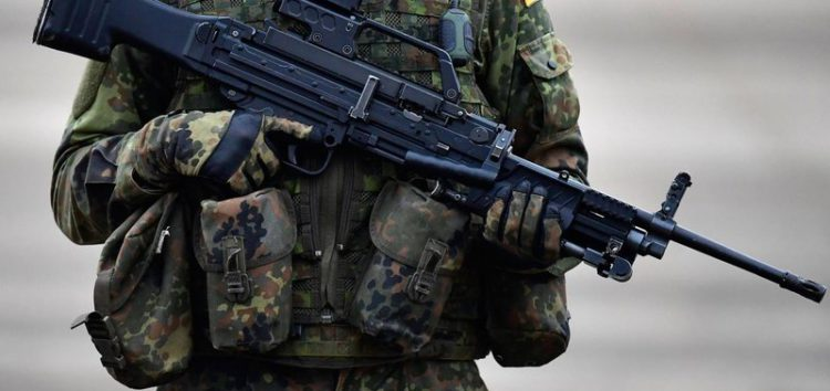 German soldier posing as a Syrian refugee arrested for planning 'false flag' terror attack