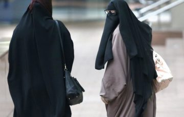 European Parliament's biggest political group calls for EU-wide ban on Islamic face veils