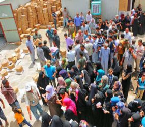 UN: Half of Iraqi families at risk of hunger after years of war