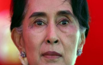 I'm no Mother Teresa' says Myanmar leader, denies ethnic cleansing of Rohingya Muslims