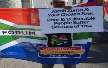 History will be made during nationwide shutdown – Outa
