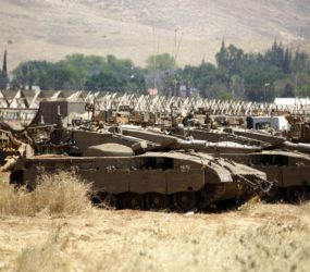 Israeli-made robot to serve in military