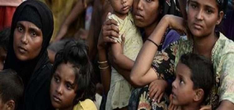 UNICEF pushes Myanmar to free Rohingya children