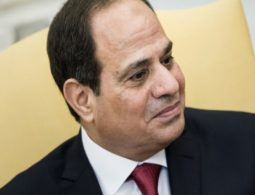 Egypt's Sisi declares three-month state of emergency after blasts #EgyptTurmoil