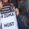 "Police not aware of ""SA shutdown"" protest on Friday"