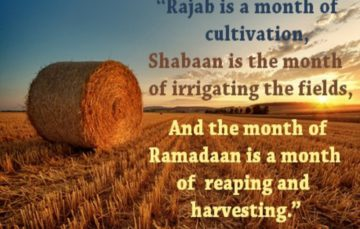 Understanding the Excellence of the month of Shabaan