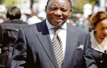 Deputy President Cyril Ramaphosa among the many SA ministers that completed symbolic hunger strike in support of Palestinian prisoners