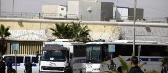 76 hunger strikers being moved to hospitals