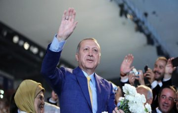 Turkish President  calls on EU to fulfil its promises