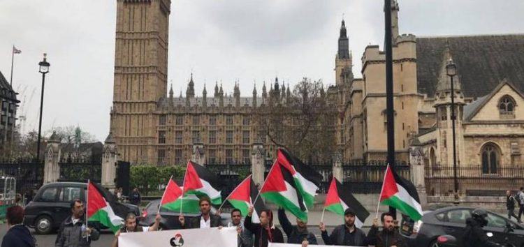 British man begins hunger strike in support of Palestinian prisoners