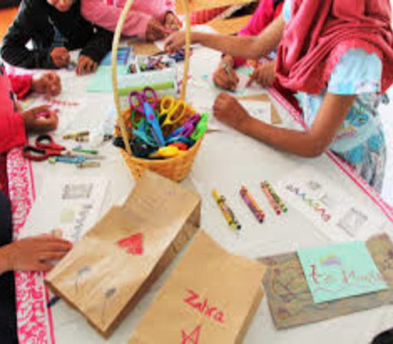 Children and their involvement in Ramadaan