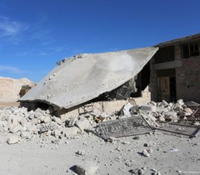Syria's new death traps: Hospitals