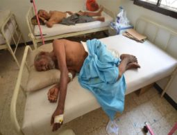 Healthcare system on the brink of collapsing as cholera outbreak claims 315 lives in Yemen