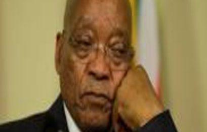 Furious President Zuma threatens ANC NEC not to 'push him too far'