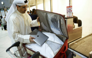 US won't expand laptop ban, will implement tough security measures
