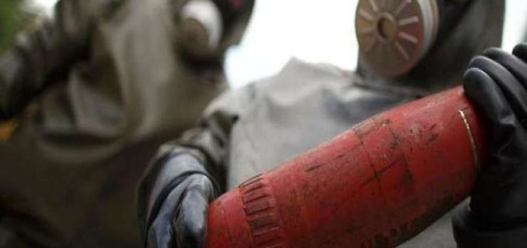 US: Syria's Assad potentially planning another chemical weapons attack