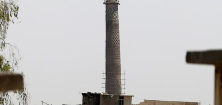 Grand al-Nuri Mosque in Iraq's Mosul 'blown up' by ISIL
