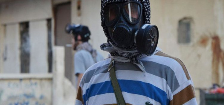 US says it saw preparations for possible Syria chemical attack