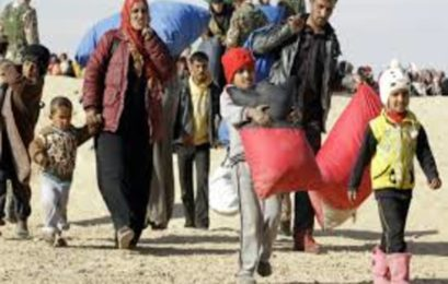Stranded Syrian refugees finally accepted into Morocco