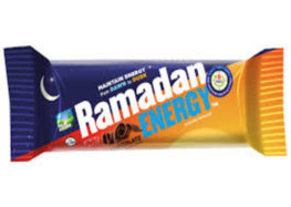 #World's first –An energy bar designed specifically for Ramadaan