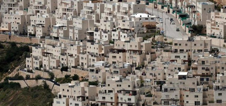 Israeli settlement activities in West Bank escalates