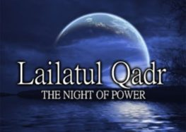 Search for the night of power – Don't lose out!