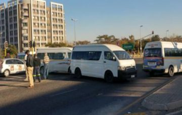 Agreement Reached, Gauteng Taxi Strike Called Off