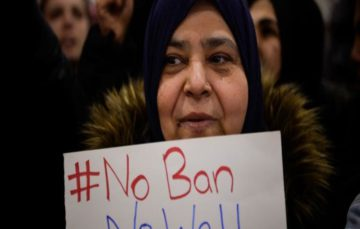 Trump's Muslim Ban set to come into force