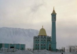 What's it like fasting in 24 hours of sunlight #Arctic Circle