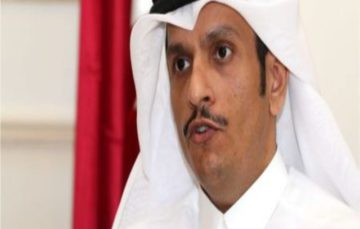 Qatar FM: GCC Blockade violates international law