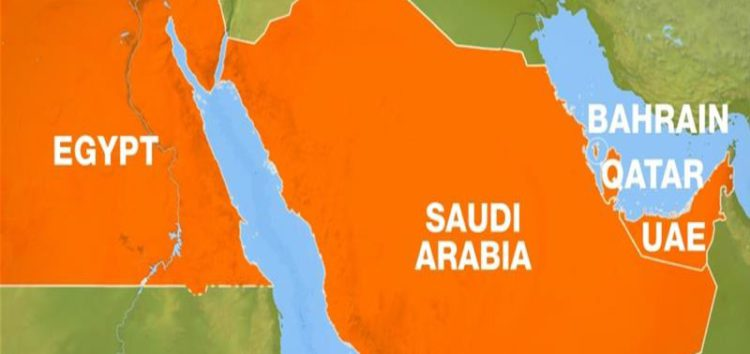 Four Arab states cut ties to Qatar