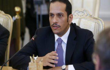 Qatar: Arab rift is a 'publicity stunt'
