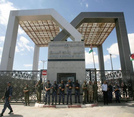 Rafah Crossing remains closed after 100 days